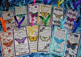 New Set Of Mosaic Soul Reflections Recovering Stones Healing Hope Bookmarks And Comfort Care Bags For The Inner