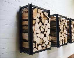 5 kaminholz im wohnzimmer stapeln firewood holder