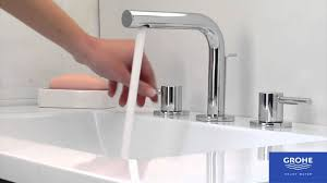 Grohe Concetto Kitchen Faucet Manual by Grohe Concetto Bathroom Faucet Shop Grohe Concetto Chrome 1 Handle