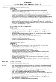 Catering Sales Manager Resume Samples | Velvet Jobs Resume Sales Manager Resume Objective Bill Of Exchange Template And 9 Character References Restaurant Guide Catering Assistant 12 Samples Pdf Attractive But Simple Tricks Cater Templates Visualcv Impressive Examples Best Your Catering Manager Must Be Impressive To Make Ideas Sample Writing 20 Tips For