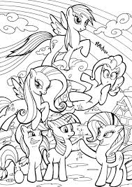 My Little Pony Pictures To Print