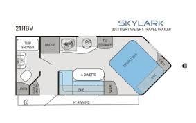 Jayco Fifth Wheel Floor Plans 2018 by 2012 Jayco Skylark 21rbv Travel Trailer Prescott Az Affinity Rv