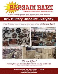 Bargain Barn – JBSA On Demand   Business Why Bargin Barn Kansas City Fniture Miami Rescue Mission On Twitter Been To Our Bargain Thrift Used Cars For Sale Jjs Autos Photo Gallery World Famous Cycle Carpet Plus Maryville Mo Missouri Vjs Offers Great Deals Home Owners A Budget Best Thrift Store Steamboattodaycom Broadus Temple Tx 2545982324 Mom Sons Where The Bargains Begin Full Of Grace Marketing