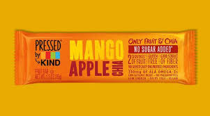 Pressed By KIND Forgos The Clear Packaging That Other Bars Have Allowing You To Get A Sneak Peek Instead These Brightly Colored Instantly Catch