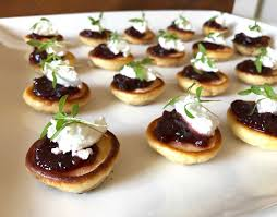 canapes recipes goat cheese and balsamic beetroot canapes recipes simple serving
