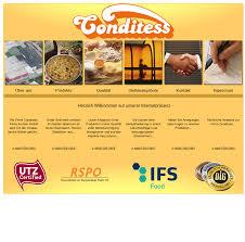 conditess feine kuchen s competitors revenue number of