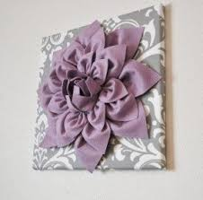 Purple Bathroom Wall Art