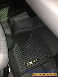 Chevy Colorado Weathertech Floor Mats by Husky X Act Contour Floor Liners Husky Custom Molded Floor Mats