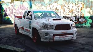 100 Toyota Drift Truck This Is A 1JZSwapped Tacoma The Drive