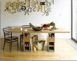 Kitchen Wall Decor Ideas Diy Marble Countertop White Ceramic Tile Backsplash Floor To Ceiling Windows Wooden