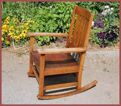 image result for stickley rocking chair leather seat ignite rn