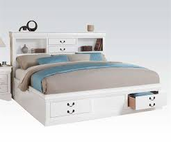 Bedroom Sets With Storage by Louis Philippe Iii White Bedroom Set With Storage