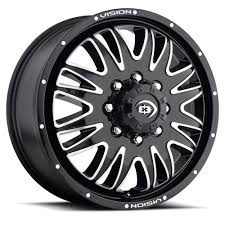 100 20 Inch Truck Rims 401 Rival Vision Wheel