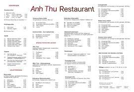 anh thu restaurant augsburg vietnamesische küche in