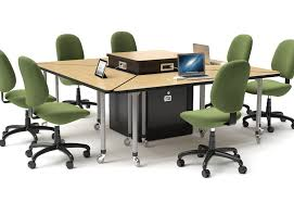 PowerBar60 desk