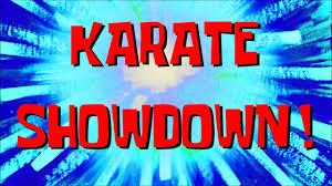 That Sinking Feeling Spongebob by Karate Showdown Cinematic Squidward Youtube