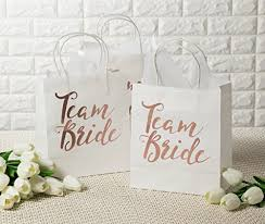 Bridesmaid Gift Bag