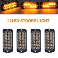 100 Emergency Strobe Lights For Trucks Amazoncom For Maso Amber Recovery