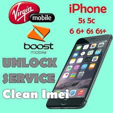 Unlocking Iphone 5c Virgin Mobile Boost Mobile Unlock Service 6 6