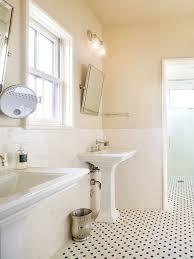 white subway tile bathroom design ewdinteriors