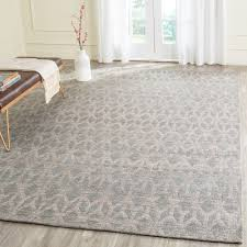 Safavieh Cape Cod Grey Gold 5 ft x 8 ft Area Rug CAP415A 5 The
