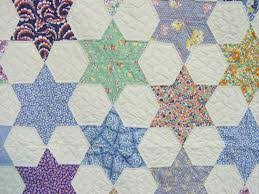 6 Pointed Star Quilt Pattern
