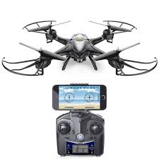 Rc Desk Pilot Drone by Holy Stone Hs200 Fpv Rc Quadcopter Helicopter Drone With 2mp Hd