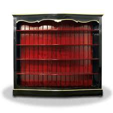casa padrino wohnzimmerschrank schwarz rot gold barock schrank