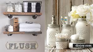 33 diy decor ideas for the bathroom