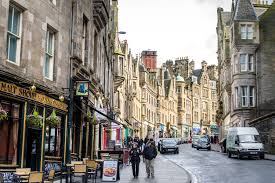 100 Edinburgh Architecture UNESCO World Heritage Site Old And New Towns Of