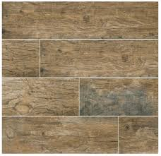6x24 Wood Tile Patterns by 2 35sf Redwood Natural 6x24 Wood Plank Porcelain Tile The Look