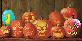 Pumpkin Patterns To Carve by Pumpkin Carving Kits Pumpkin Carving Tools U0026 Stencils Party City