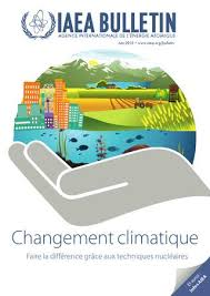 Climate Change June 2015 French Edition By IAEA