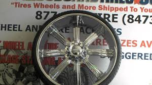Www.DUBSandTIRES.com 28 Inch Rims Dcenti 903 Chrome Wheels 8 Lug ...