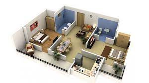 104 Two Bedroom Apartment Design 20 Interesting Plans Home Lover