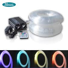Fibre Optic Ceiling Lighting by Fibre Optic Star Lighting Kits 5w 6 Colors Changing Fiber Optic