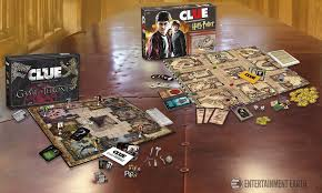 Find Out Now With Game Of Thrones And Harry Potter Editions Clue