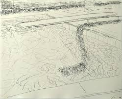 In 1978 David Hockney Lost His Driving Licence Shortly Before Travelling To America Concerned That He Might Get Into Trouble For Across The US