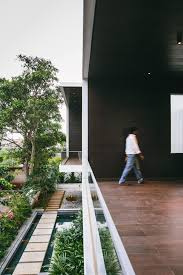 100 Modern Homes With Courtyards Courtyard House Abin Design Studio ArchDaily