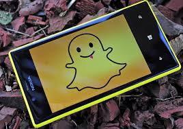 Snapchat on Windows Phone