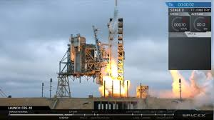 Five Headed Dragon Deck Profile by Falcon 9 Lifts Off On Debut Mission From Kennedy Space Center 1st