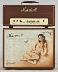 1x10 Guitar Cabinet Plans by Marshall Class 5 Pin Up Custom Shop Stack E Gitarre Amps