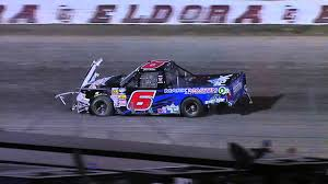 NASCAR Truck Crash At Eldora Speedway | The CARCASH Mudsummer ... Nascar Camping World Truck Series 2017 Kansas Speedway Wendell Gateway Motsports Park Schedule Weekend June 17 09 Offline Race Daytona Youtube Leader Christopher Bell Sweeps 2016 Classic Points Standings Non Chase For Heat 2 Confirmed All Out And Korbin Forrister Team Up Partial Review Online Sets Stage Lengths Every Cup Xfinity I Bought A Legit Freaking Truck Tv Spdweeks Racing News