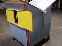 100 Butterfly Roof Just Fine Design Build Chicken Coop Is Done And