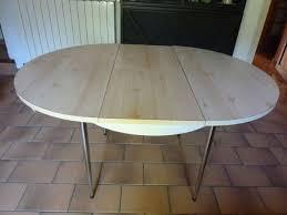 table de cuisine ovale achetez table de cuisine occasion annonce vente à cuxac d aude