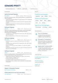12+ Software Engineer Resume Examples For 2020 Software Engineer Developer Resume Examples Format Best Remote Example Livecareer Guide 12 Samples Word Pdf Entrylevel Qa Tester Sample Monstercom Template Cv Request For An Entrylevel Software Engineer Resume Feedback 10 Example Etciscoming Account Manager Disnctive Career Services Development And Templates
