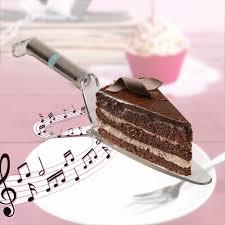 singender tortenheber happy birthday mit batterien