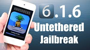 How To Jailbreak iOS 6 1 6 Untethered iPhone 3GS & iPod Touch 4G