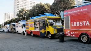 365 Los Angeles: #241: Lots Of Food Truck Lots!