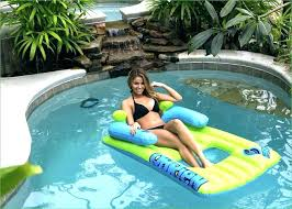 Floating Pool Chaise Lounge Chairs Best Ideas In Water Floats With Canopy Floati